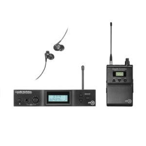 AUDIO TECHNICA M3 Wireless In-Ear Monitor System